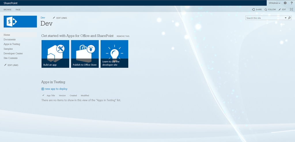 Deploying and activating SharePoint 2013 themes using Visual