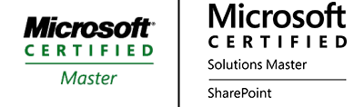Microsoft Certified Solution Master